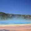 Grand Prismatic Spring- Yellowstone