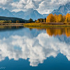 Oxbow Bend (Wide View), Grand Teton National Park