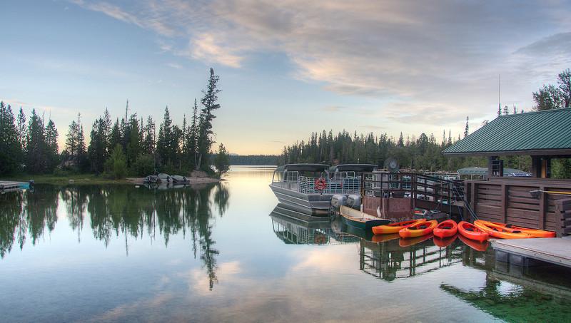 Jenny Lake Marina