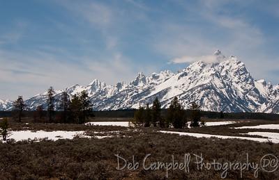Teton Mountains Grand Teton National Park