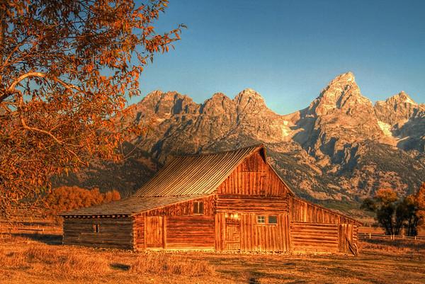 Grand Tetons Wyoming Star Valley