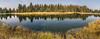 Schwabacher Landing; Grand Tetons; pano