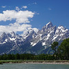 Teton Range from the Snake River