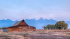 Moulton Barn #3, Grand Tetons; 9x16