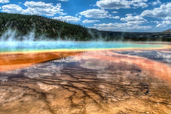 Grand Teton and Yellowstone Sights