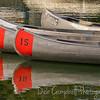 Colter Bay Canoe Reflections