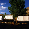 Our accommodations, Covered Wagon Number 2
