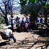 Spinning yarns at Bar Ten Ranch
