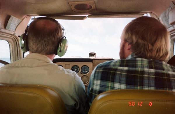 Grand Canyon Flight 1990