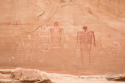 Big Man Pictograph