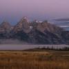 Before Sunrise on the Tetons