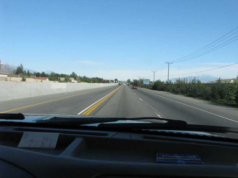 March 07,2008...East bound on I-60...heading to the I-10 through the Badlands area of Moreno Valley,Ca.