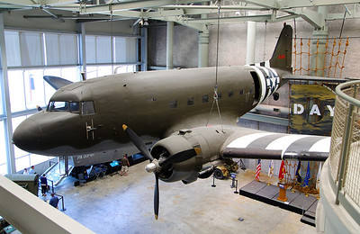 The C-47 Skymaster -- the Army's Cargo Workhorse.