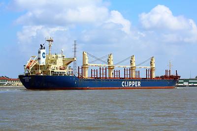 The cargo ship, Clipper LIS