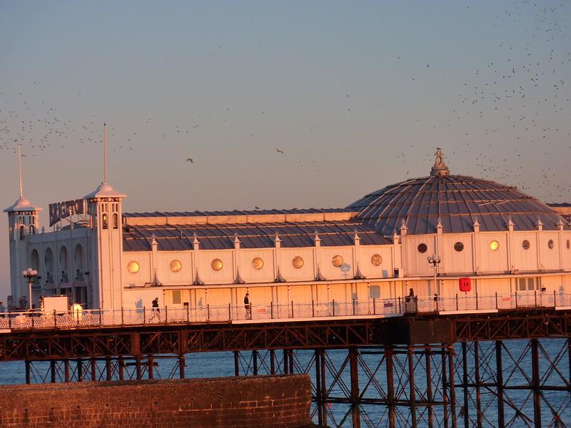 Brighton, the pier