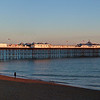 Brighton, panorama of the pier stitched with Autopano Giga