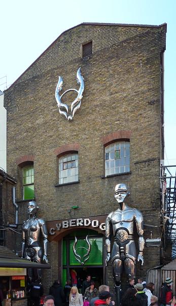 Cyberdog, Camden Town, London.
