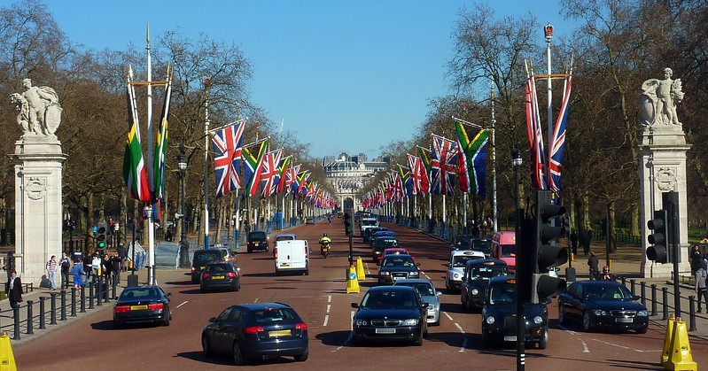 The Mall, London