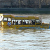London - Duck Tours : London Duck Tours operates a WWII-era amphibious vehicle in London. I did not take the tour, but their vehicle can be easily spotted in many popular locations. I made these videos in March 2010 with a Panasonic TZ7/ZS3.