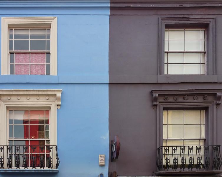Colors of Portobello Road, Notting Hill, London