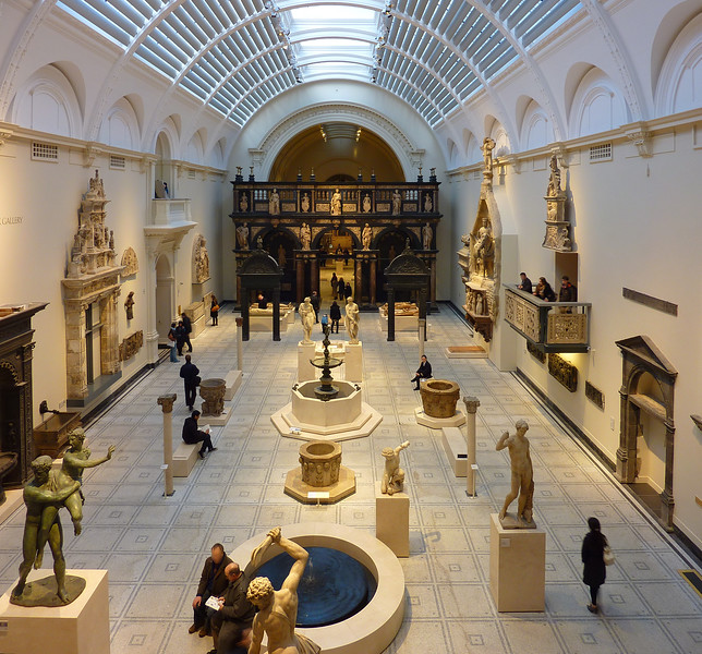 Victoria and Albert Museum, London, 2010