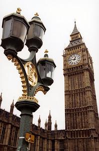 Untraditional View of Big Ben
