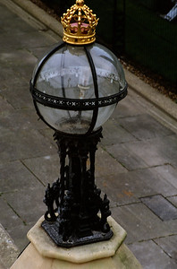 Street Light at the Seat of Government