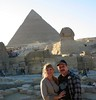 2004 - Great Pyramids, Egypt,  We left on New Year's Day to begin a two week trip through Egypt.