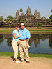 Our February, 2006 Asian adventure included a return trip to the wonder and majesty of Angkor Wat in Cambodia.