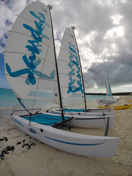 Sandals Catamarans
