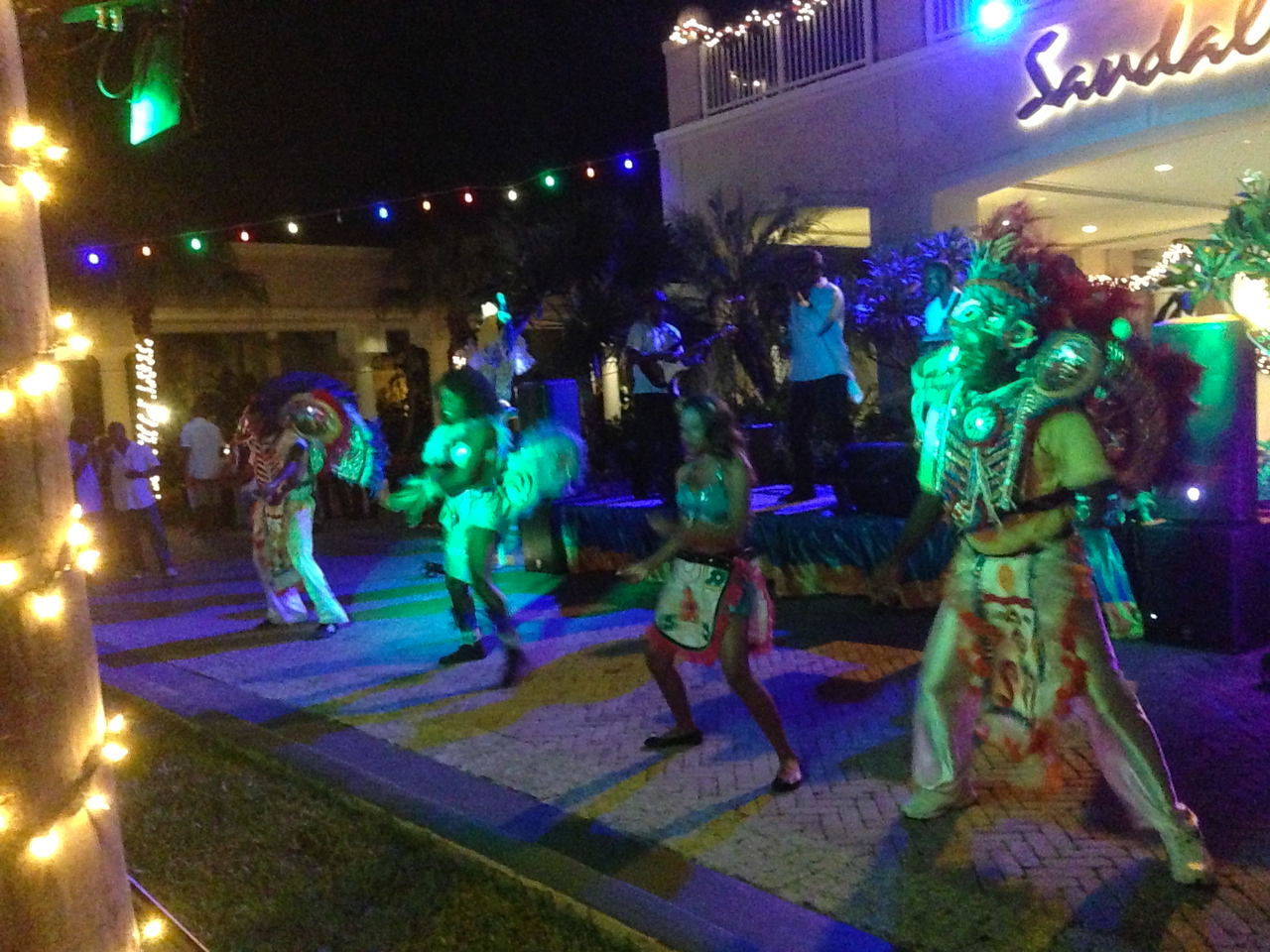 Junkanoo Party