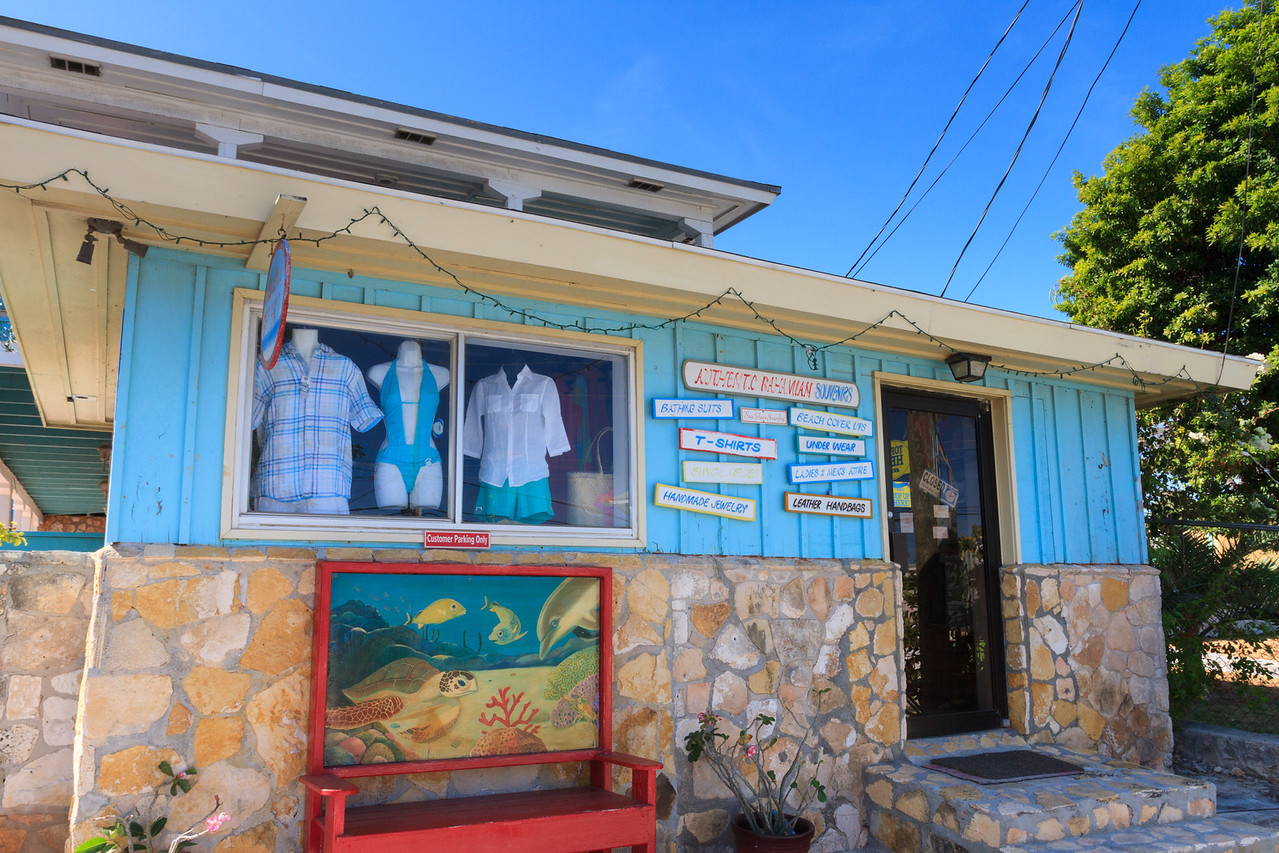 Authentic Bahamian Souvenirs