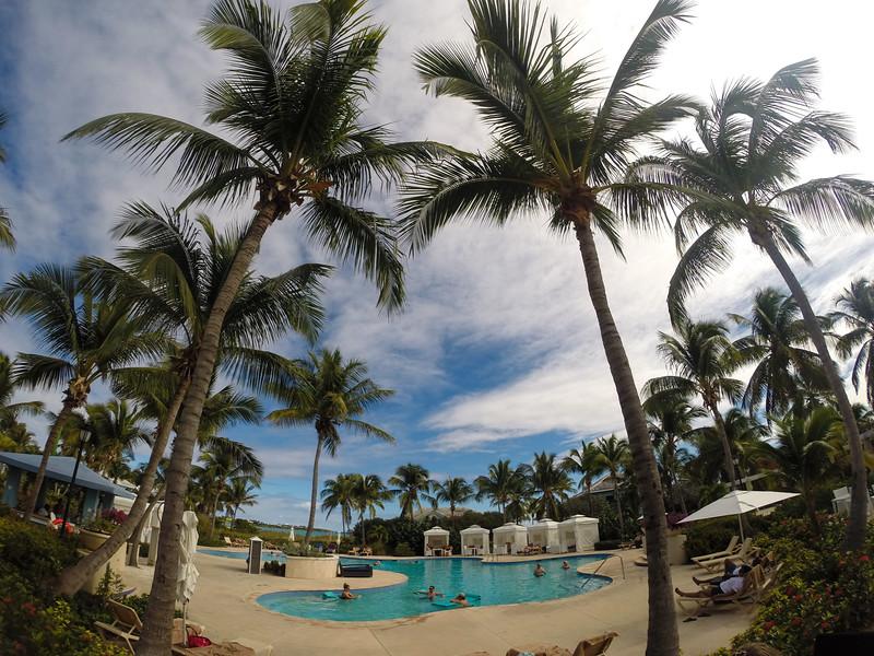 Quiet Pool Panorama