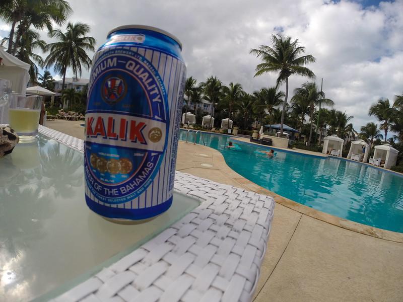 Kalik by the Pool