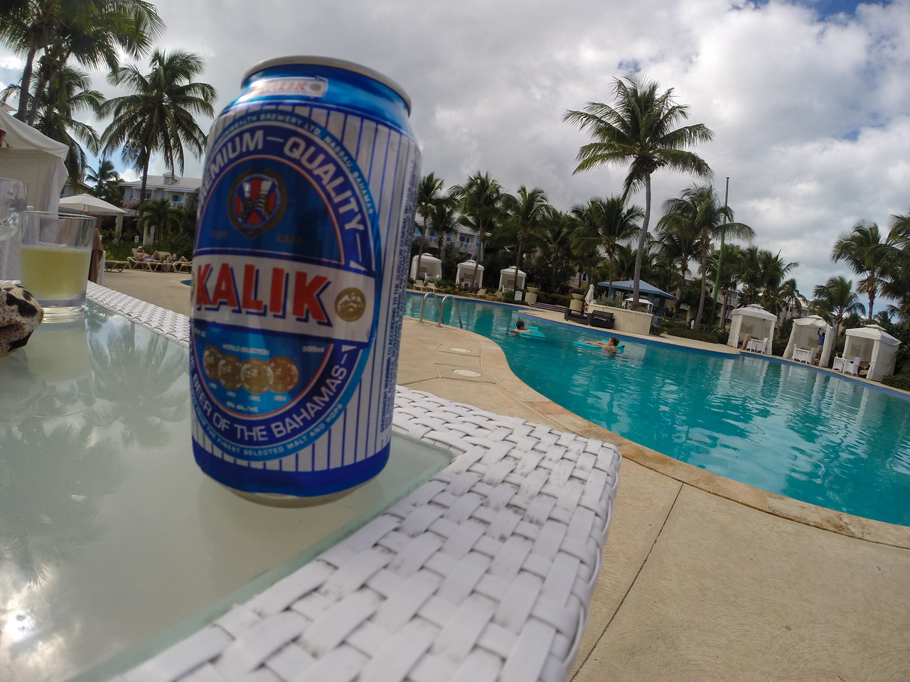 Kalik by the Pool