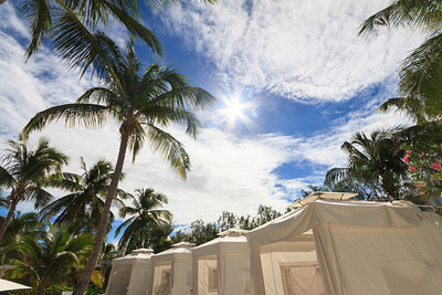Cabanas and Clouds