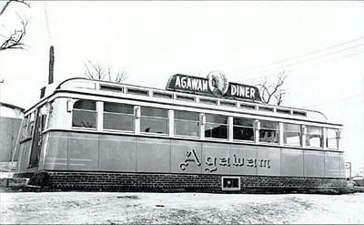 Agawam Diner #2 - 1947