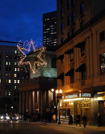 Boston Omni Parker House
