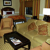 Seating Area and One Bed in Room #358