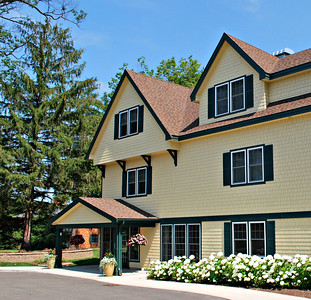 The Carriage House of the Cranwell Resort, Spa, and Golf Club