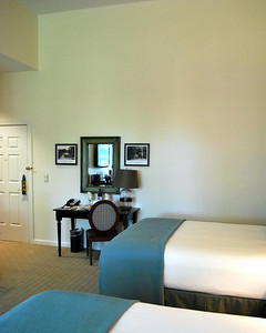 Room 311 of the Carriage House at the Cranwell Resort, Spa, and Golf Club
