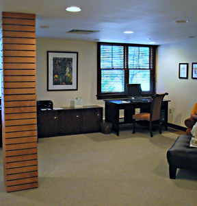 Computer Room in the Olmsted Building at the Cranwell Resort, Spa, and Golf Club