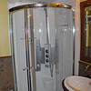 Hydrotherapy shower in the Hunniford Room