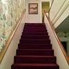 First stairway