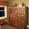 Former Refrigerator now Armoire