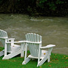 """Hemlock Brook was a little """"high"""" bringing new meaning to the name Brookside!"""