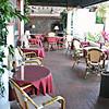 Front Porch at the Casablanca Inn