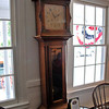 Grandfather Clock in the Lobby of the Griswold Inn