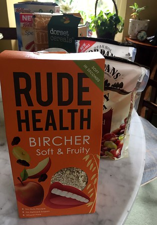 Rude Health Cereal