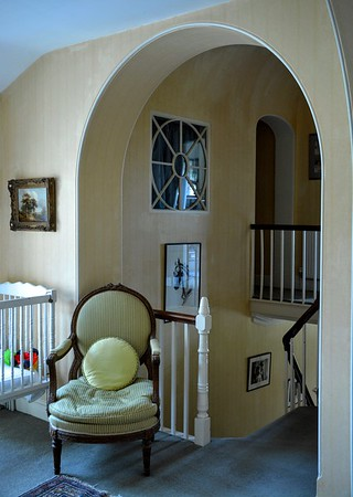 Interior of Washingford House